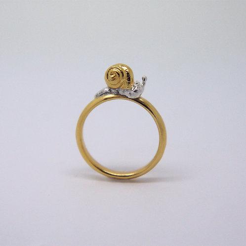 Snail Ring
