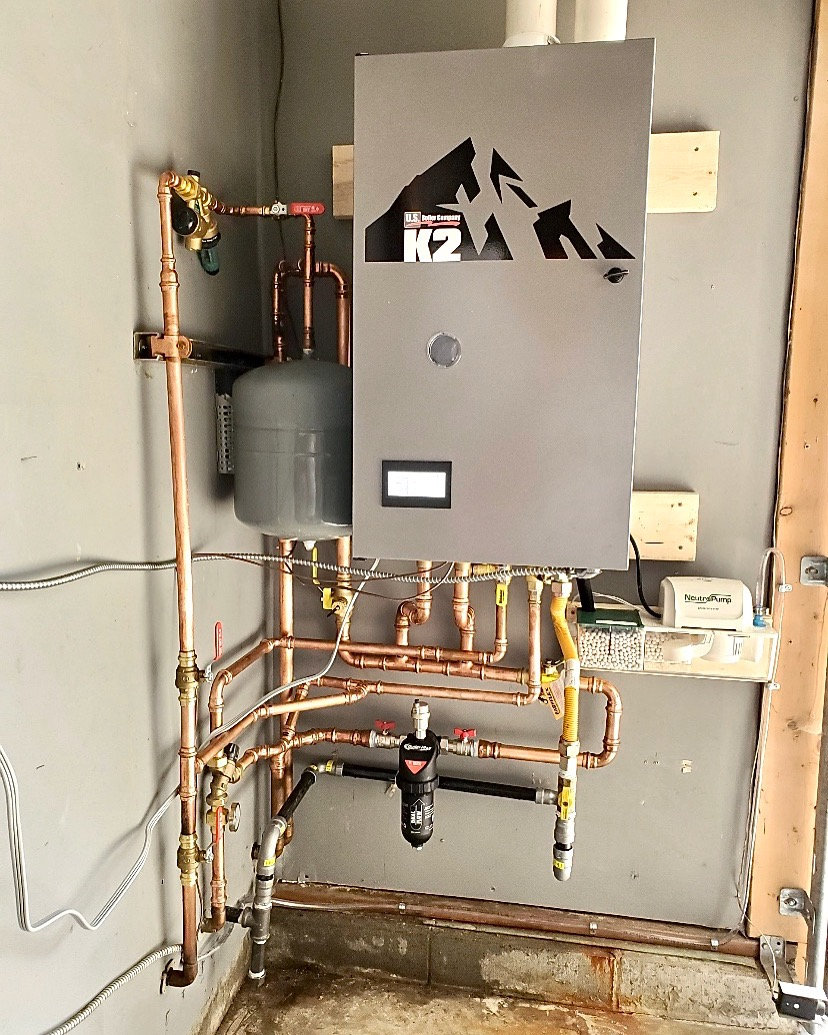 Free Hydronic Heating Consultation