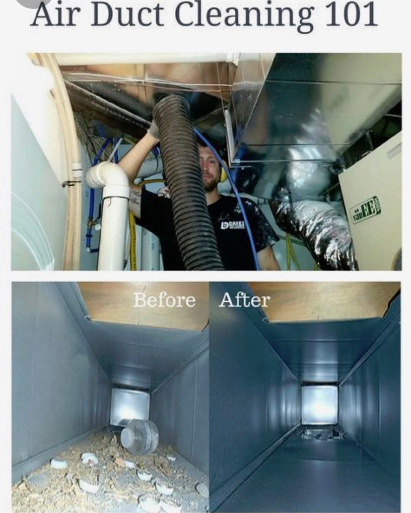 Air Duct & Dryer Vent Cleaning