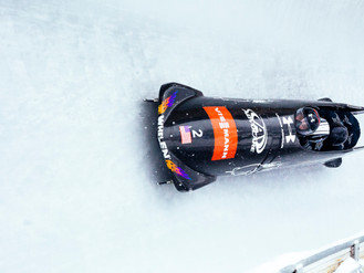 Night Train sleds move to Innsbruck, Austria for next World Cup race
