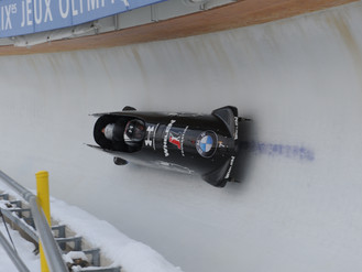3-time Olympic medalist Steve Holcomb struggles to find speed in Park City