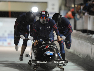 HOLCOMB AND NIGHT TRAIN GET WEATHERED IN PARK CITY JFM