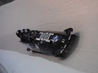 Team USA hopeful for top-10 finishes in four-person bobsled World Championships