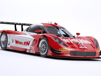 The Whelen # 31 IMSA Daytona Protoype Race Car Has Been Digitized