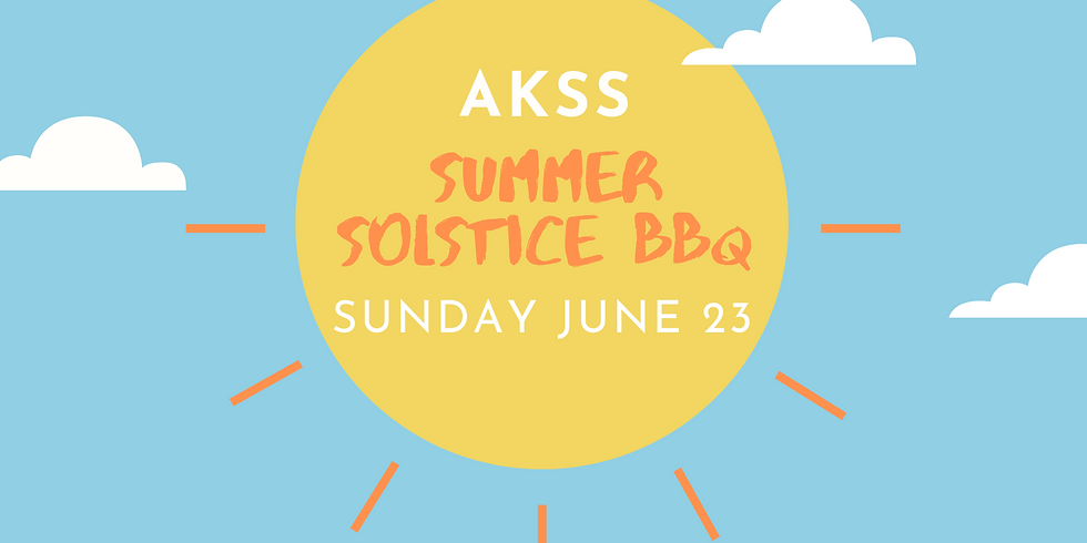 Summer Solstice BBQ