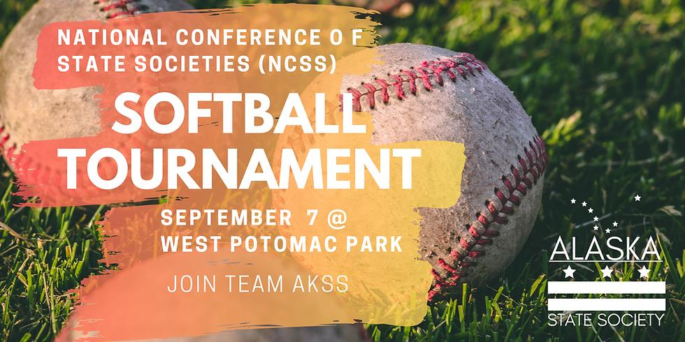 All State/Territories Softball Tournament