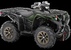 2021 Yamaha Grizzly XT-R ATV