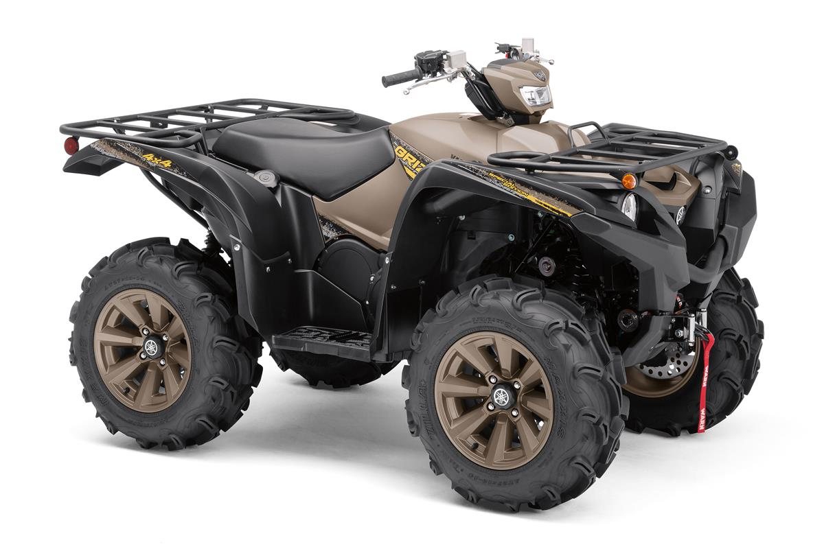 2020 Yamaha Grizzly EPS XTR