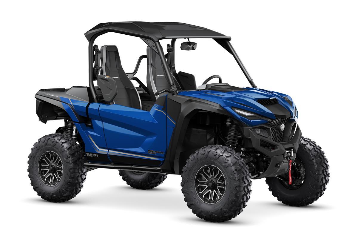 2021 Yamaha Wolverine RMAX2 1000 LE