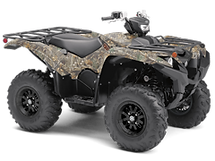 2021 Yamaha Grizzly 700 EPS