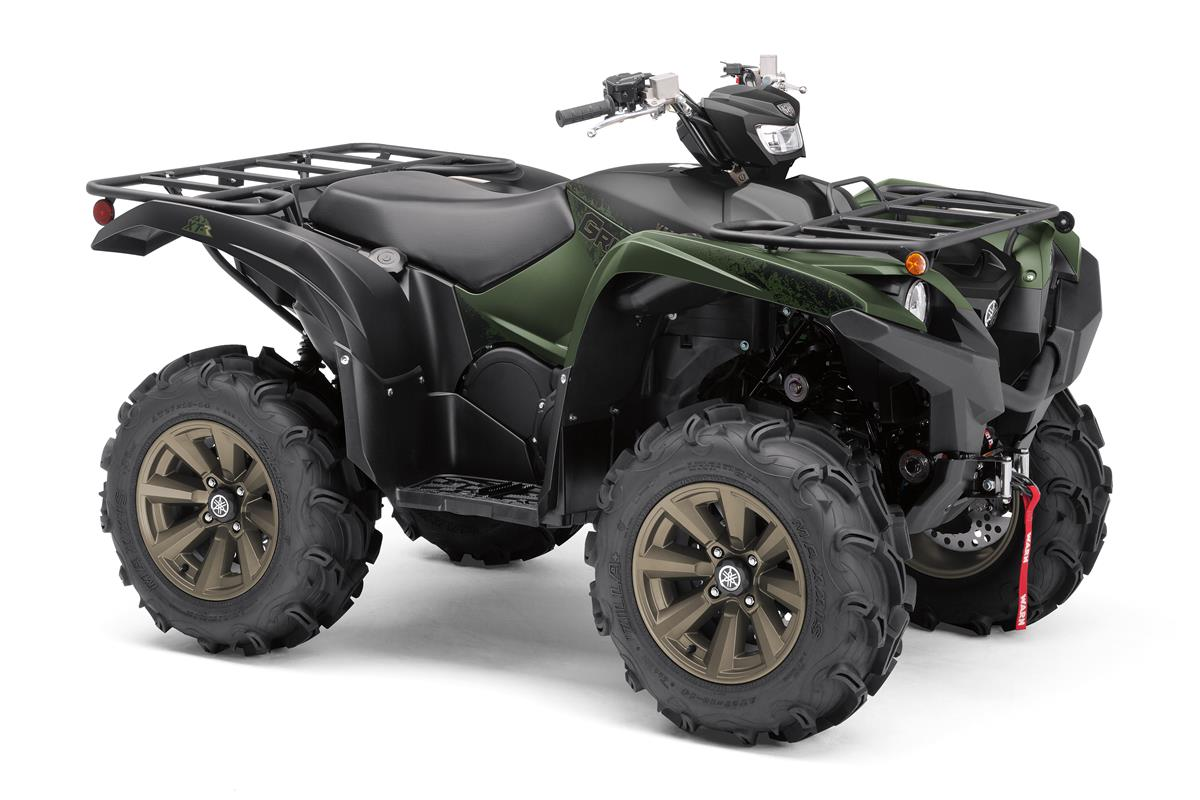 2021 Yamaha Grizzly XTR