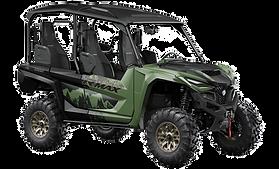 2021 Yamaha RMAX4 1000 XT-R