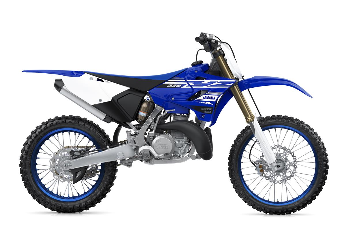 2019 YZ250 2 Stroke in stock!