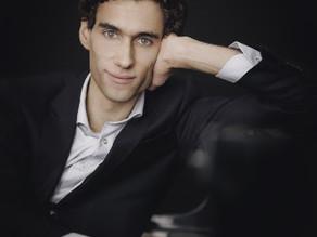 Concert pianist Camiel Boomsma groot succes