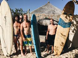 San Pedrito Surf Break