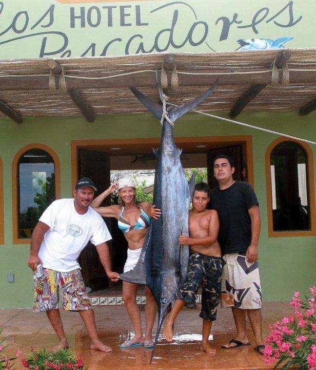 Hotel Pescadores, Los Barriles, BCS,