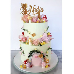 I could not have loved this cake any mor