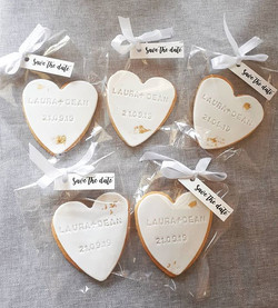 I LOVED this idea for a save the date co