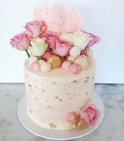 Birthday 1_ Vanilla bean and raspberry -