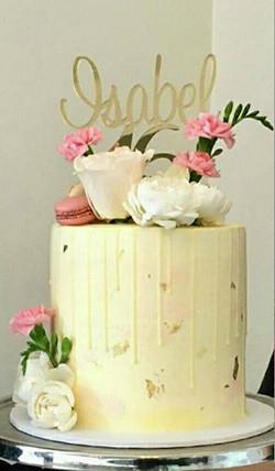 16th Birthday Cake. Vanilla cake filled with sallted caramel_edited