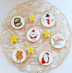 Christmas cookies! These make the perfec