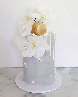 Simple but beautiful! Concrete buttercre
