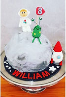 space cake! #mooncake #spacecake #moon
