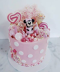 The cake Minnie Mouse dreams are made of