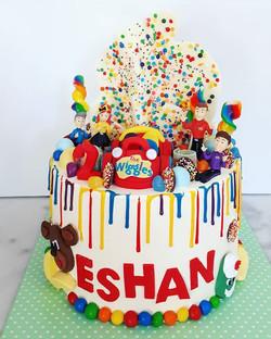 Cake number 2 .