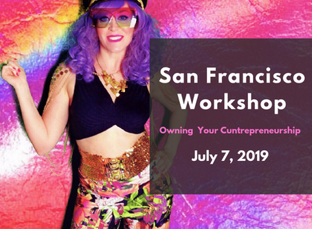 Semi-Annual Workshop: San Francisco!