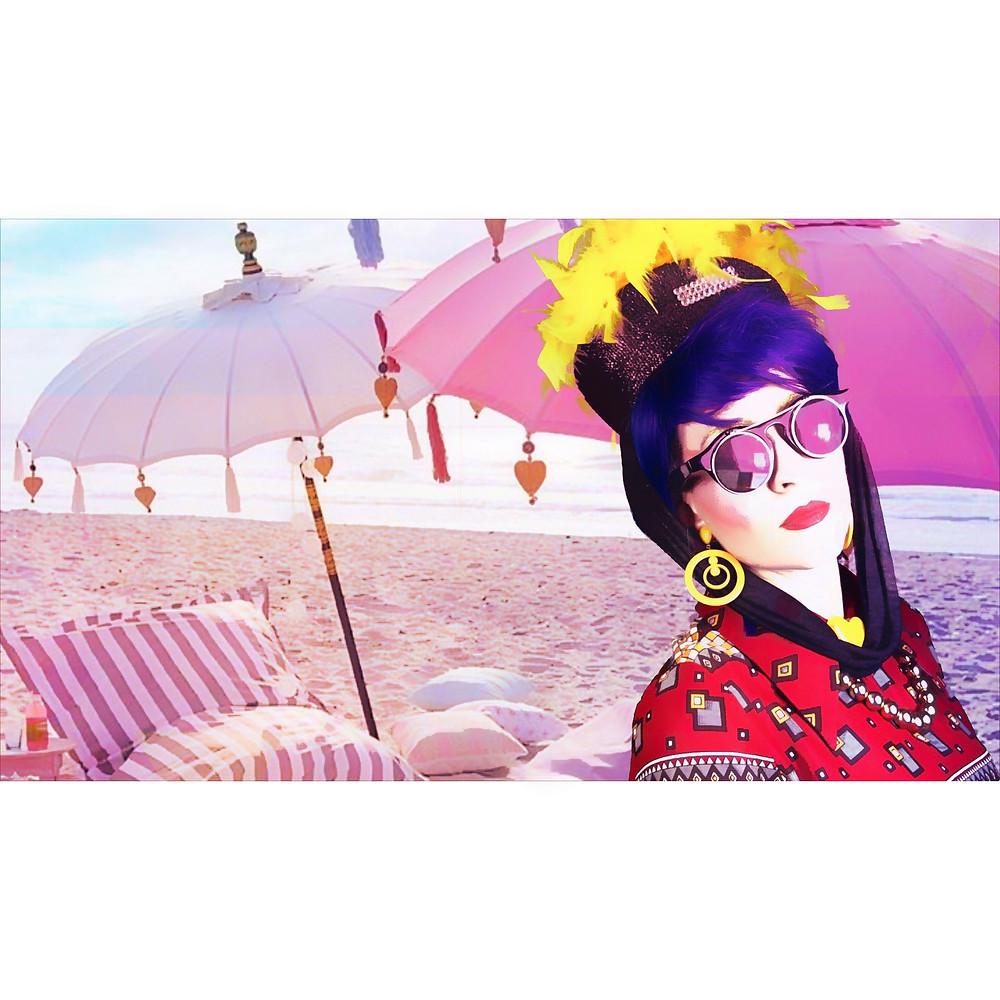 Dr. Violet Dream alternative vacation