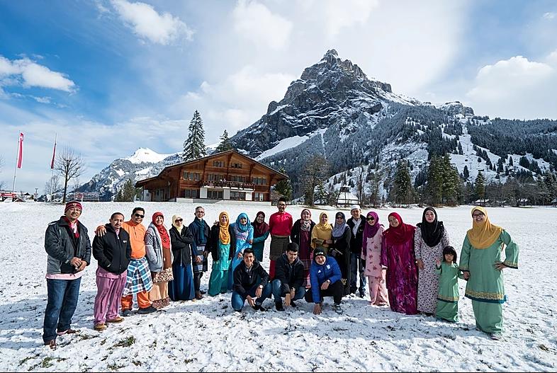 Tempat Menarik Untuk Dikunjungi Bersama Keluarga Di Switzerland Kandersteg Trip Travel Paling Rare Malaysia