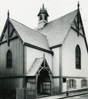 Union Congregational Church circa 1890 c