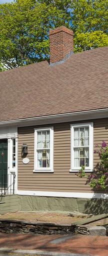 Joseph Spaulding House: Pawtucket, RI