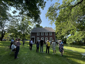 Press Release: One of Lincoln, Rhode Island's Oldest Historic Places to be Given New Life for Generations to Come