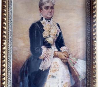 Providence Artist Sydney Richmond Burleigh and the Lippitt Family