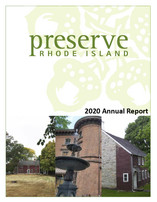 2020 PreserveRI Annual Report