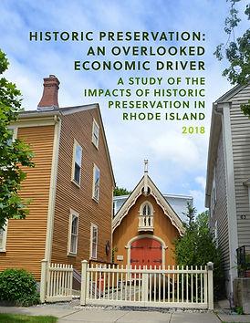 rhode island preservaton report