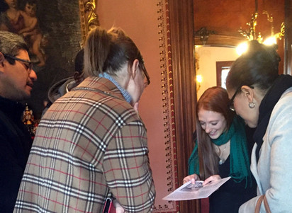 Mapping a New Vision for Docent Tours