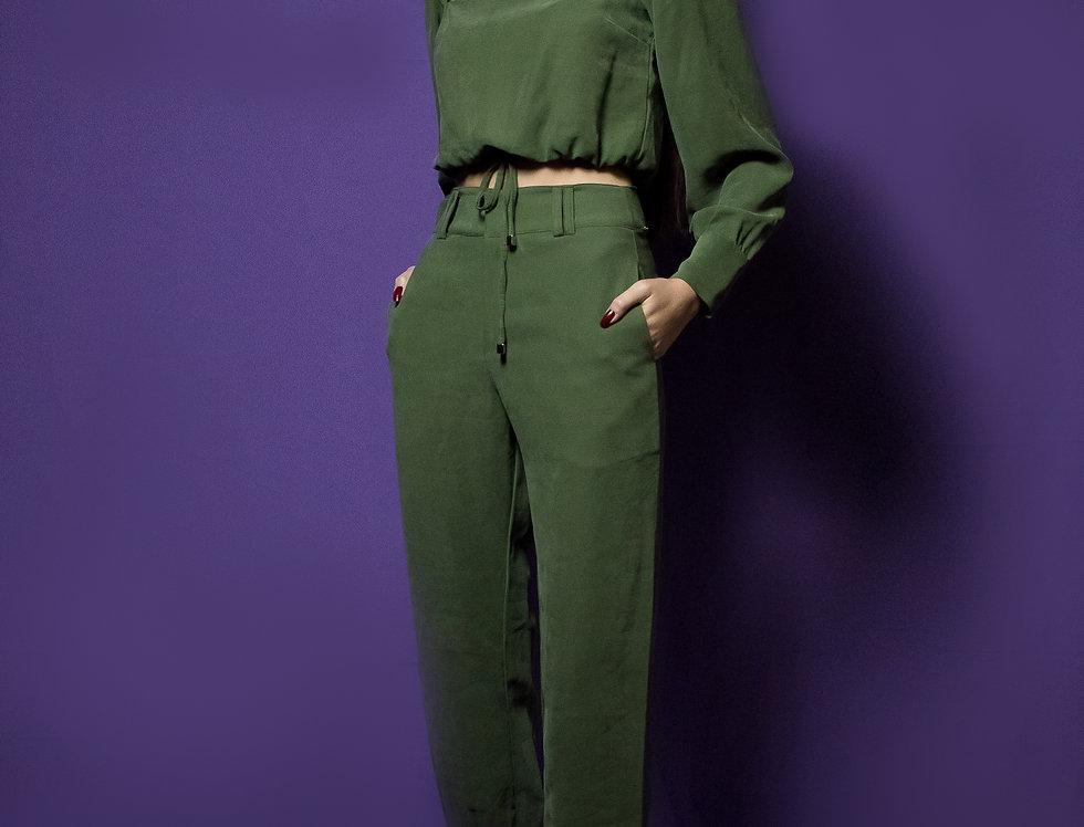 Calça Rita - Militar