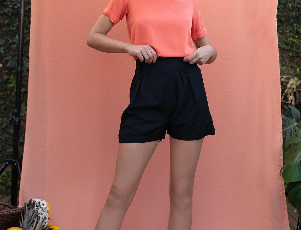 Shorts Katharina - Preto