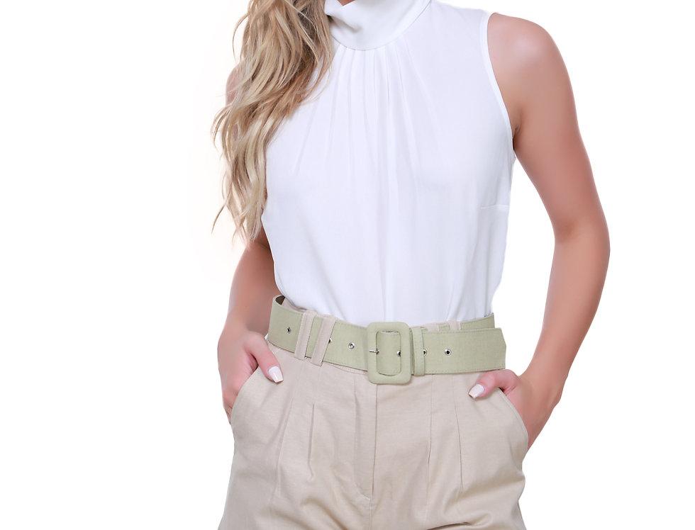 Blusa Amélie - Branca