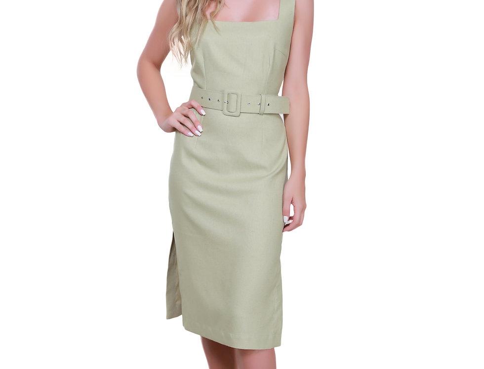 Vestido Emma - Verde