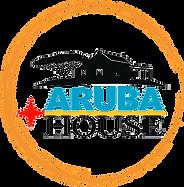 Aruba House Logo In Orange Circle.png