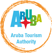 Aruba Tourism Authority Logo In Orange C