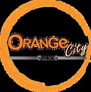 Orange City Logo In Orange Circle.png