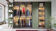 Prix dressing armoire