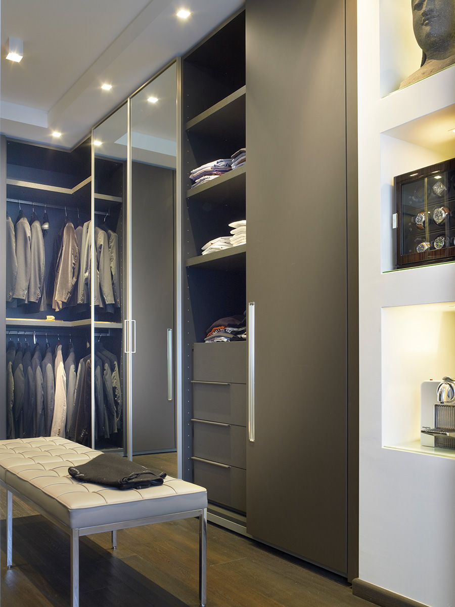 Custom-made Closet