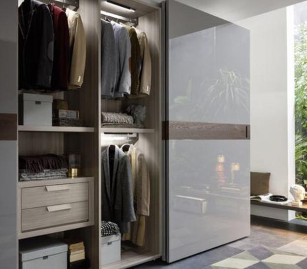 Closets Wardrobes Collection