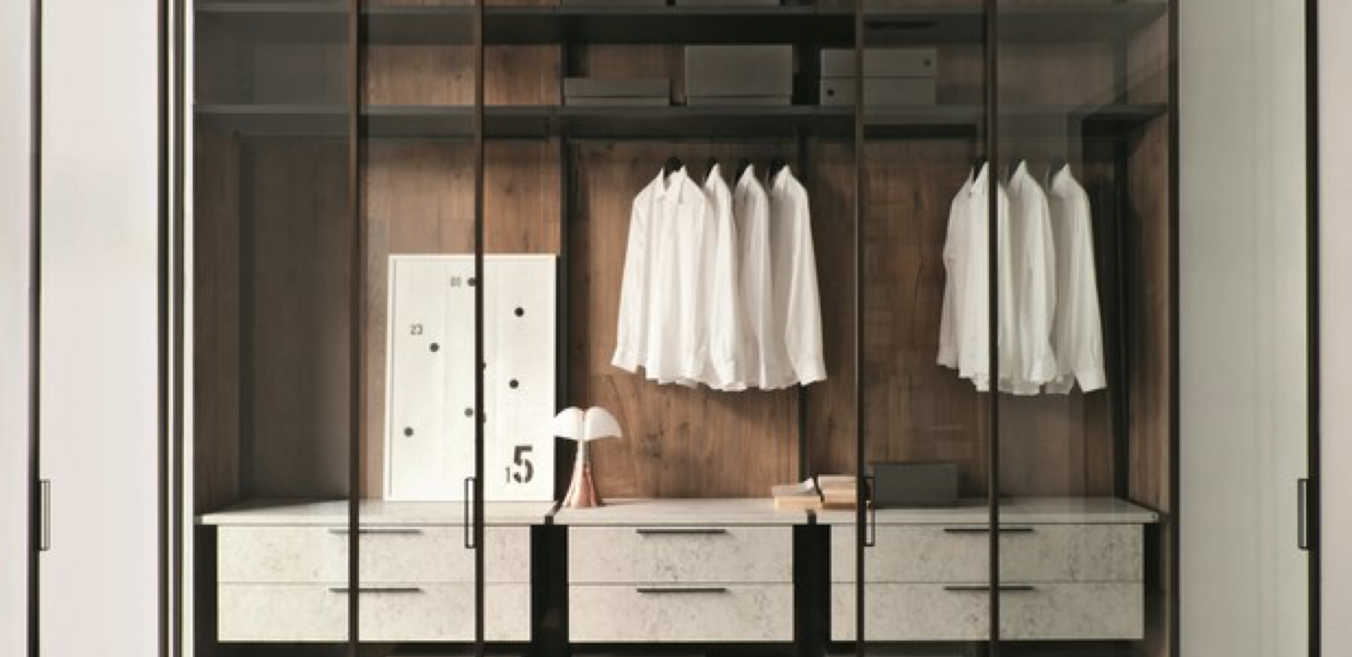 Closets Wardrobes Collection
